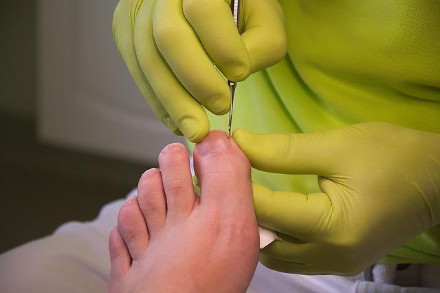 Fußpflege beim Podologen